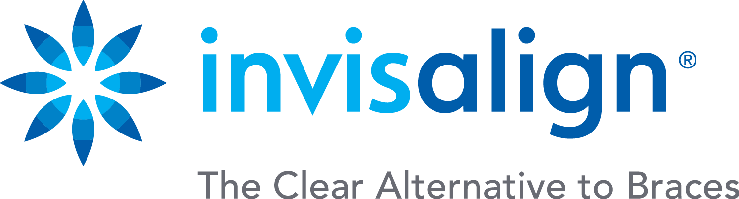 Invisalign logo, Yamamoto and Lee Family Dentistry, Roseville CA Dentist